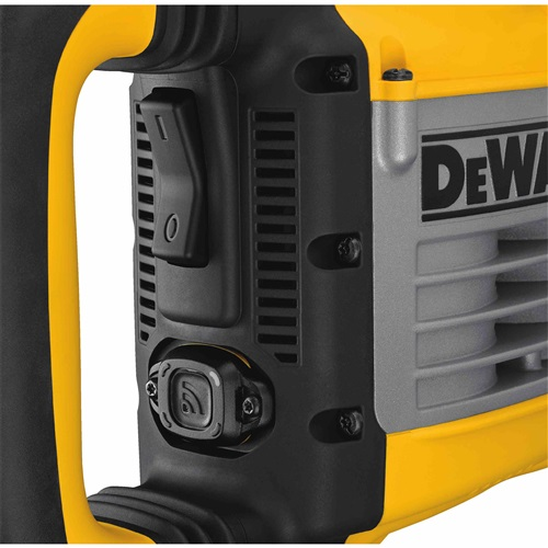 DeWALT D25951K-B5 - 220v SDS Max Demolition Hammer with AVC, 12kg 1600W, 1620bpm