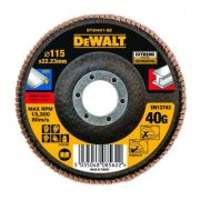 DeWALT DT30601-QZ - High Performance Flap Disc – Type 27 Flat 115mm 40 grit