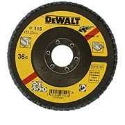 DeWALT DT3257-QZ - Flap Disc – Type 29 Angled 115mm 80 grit