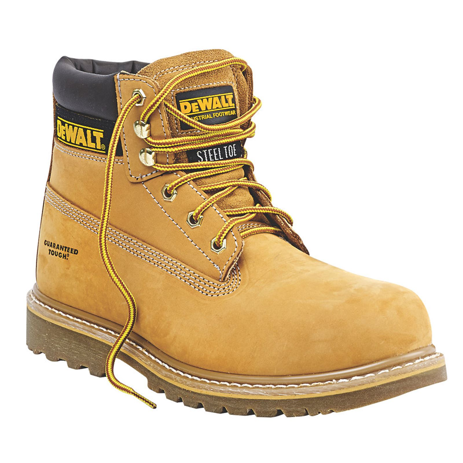 Dewalt 6 in heavy duty goodyear welted Safety Shoes in Dubai,UAE - EXPLORER from AABTools