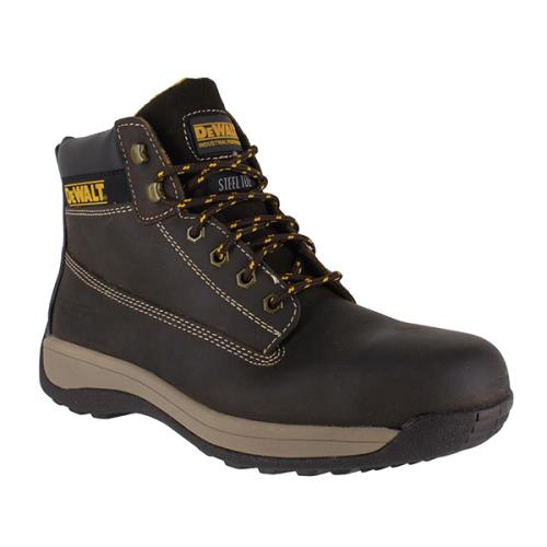 Dewalt 6 in workboot broun Safety Shoes in Dubai,UAE -APPRENTICE BR from AABTools