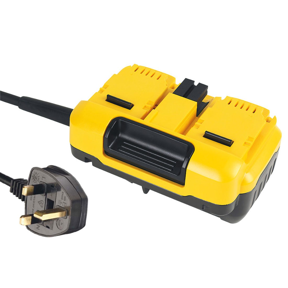 Dewalt_DCB500-GB_Adaptor for supply with AC-DC Mitre Saw 1 - Adaptor for supply with AC/DC Mitre Saw
