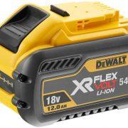 DeWALT DCB548-XJ - 18v/54v XR 12.0Ah Li-ion FlexVolt Battery Pack