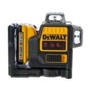 DeWALT DCE089D1R-GB - 10.8V Self Level Multi Line Laser Red