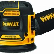 DeWALT DCW210P2-GB - 18V Cordless Brushless Random Orbit Sander