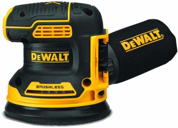 DeWALT DCW210P2-GB - 18V Cordless Brushless Random Orbit Sander