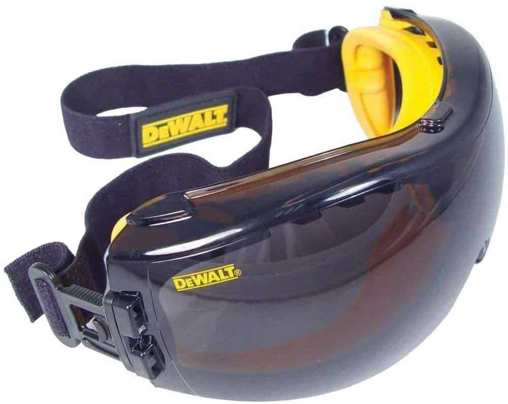 Dewalt_DPG82-21_Safety Goggles with Anti-Fog Coating