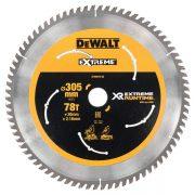 DeWALT DT99576-QZ - 305 x 30mm 78T XR Flexvolt Circular Saw Blade