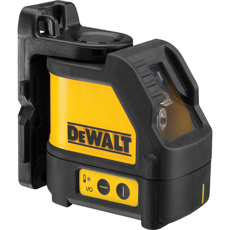Dewalt_DW088K-XJ_SELF LEVELLING CROSS LINE LASER - Self Levelling Cross Line Laser