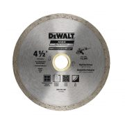 DeWALT DW47451HP - Continuous Rim  115 x 5 x 22mm