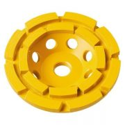DeWALT DW4777T-AE - 125mm double row diamond cup wheel
