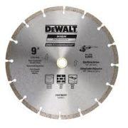 DeWALT DW47902HP - Segmented Rim 230 x 7 x 22mm