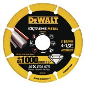 DeWALT DX4041 - Turbo Grinding Wheel 125 x 22.2mm