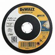 DeWALT DWA4514FCIA-AE - Metal Grinding Wheel 115x6x22mm Fast Cut