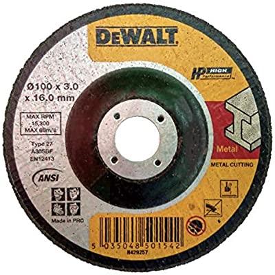 Dewalt_DWA4514IA-AE_Metal Grinding Wheel 115x6x22mm