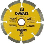 DeWALT DX3821 - Marble & Granite 115 x 22.2mm