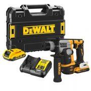 DeWALT DCH172D2-GB - 18V XR Li-ion 16mm SDS Plus Hammer Drill 2.0Ah Battery