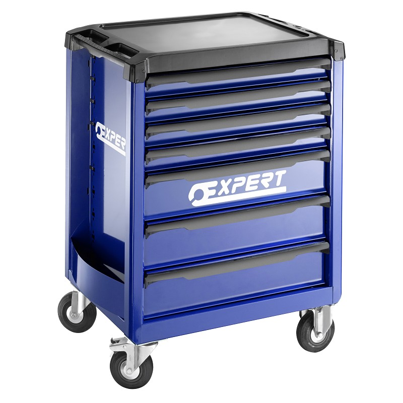 EXPERT E010193 - 7Drawer Roller Cabinet NEW Load Capacity: 25kg/Drawer