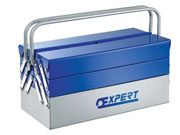 EXPERT E010201 - 5 Tray Metal Tool Box 535mm (21in)