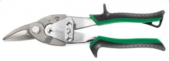 EXPERT E020902 - Aircraft Shears R Cut Confort Handle