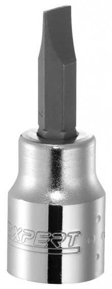 EXPERT E030909 - 3/8in Slotted Bit Socket 5.5mm