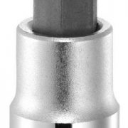 "EXPERT E031901 - 1/2"" Square Drive Hex Bit Socket 4mm"