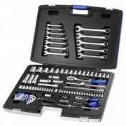 EXPERT E032911 - 101Pc Tool Set + Maintenance Case