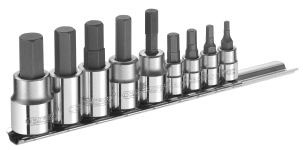 Hex & Torx Socket Set
