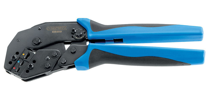 EXPERT E050301 - Crimping Plier 0.4-6mm2