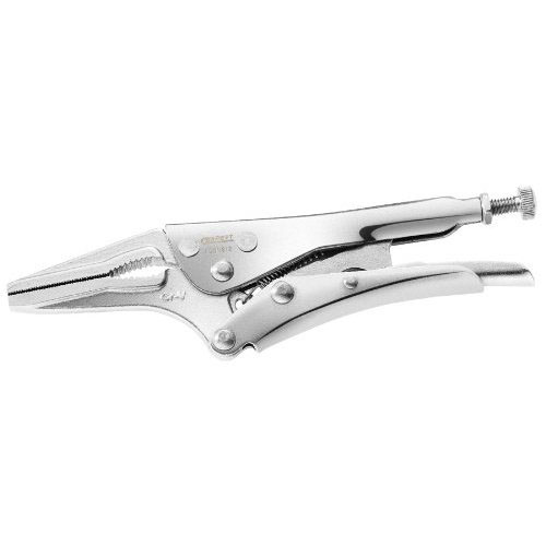 EXPERT E084813 - Locking Plier Long Nose 215mm/8-1/2″