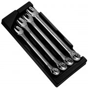 EXPERT E110302 - Metric Combination Spanner Set + Module Tray  4 Pcs 27-32mm