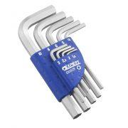 EXPERT E113929 - Short Hex Key Metric Set 1.5-10mm – 9pc