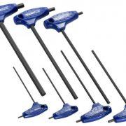 EXPERT E121202 - T-Handle Hex Keys 2.5-10; 7pc