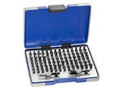 EXPERT E131709 - Screwdriver Bits Set 100 Bits + Bit Holder
