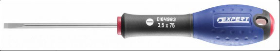 EXPERT E160102 - Flat Head Electricians Screwdrivers 4 x 250