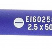 EXPERT E160250 - Slotted Screwdriver 2.5 x 50