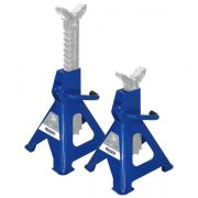 EXPERT E200143 - Pair of Axle Stands 3 Ton