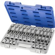 EXPERT E200515 - 26pcs ?? DR SPLINE Bit socket set