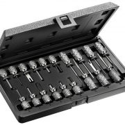 EXPERT E201801 - Master Terminal Tool KitUpdated kit for most modern vehicles; Eliminates potential damage to wires and terminal blocks