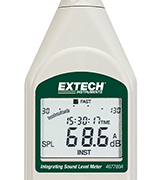 EXTECH  - 407780A Integrating Sound Level Meter with USB