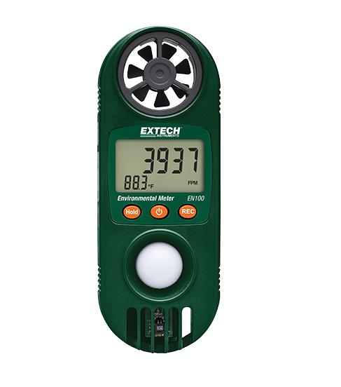 EXTECH EN100 - 11-in-1 Environmental Meter