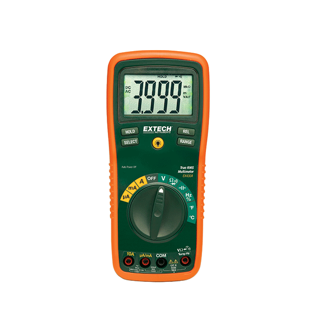 EXTECH EX430A - Function True RMS Professional MultiMeter
