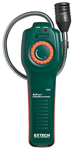 EXTECH EZ40 - EzFlex™ Combustible Gas Detector