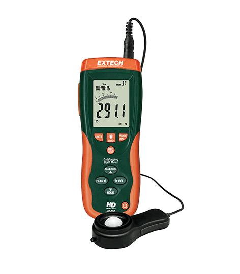 EXTECH HD450 - Datalogging Heavy Duty Light Meter