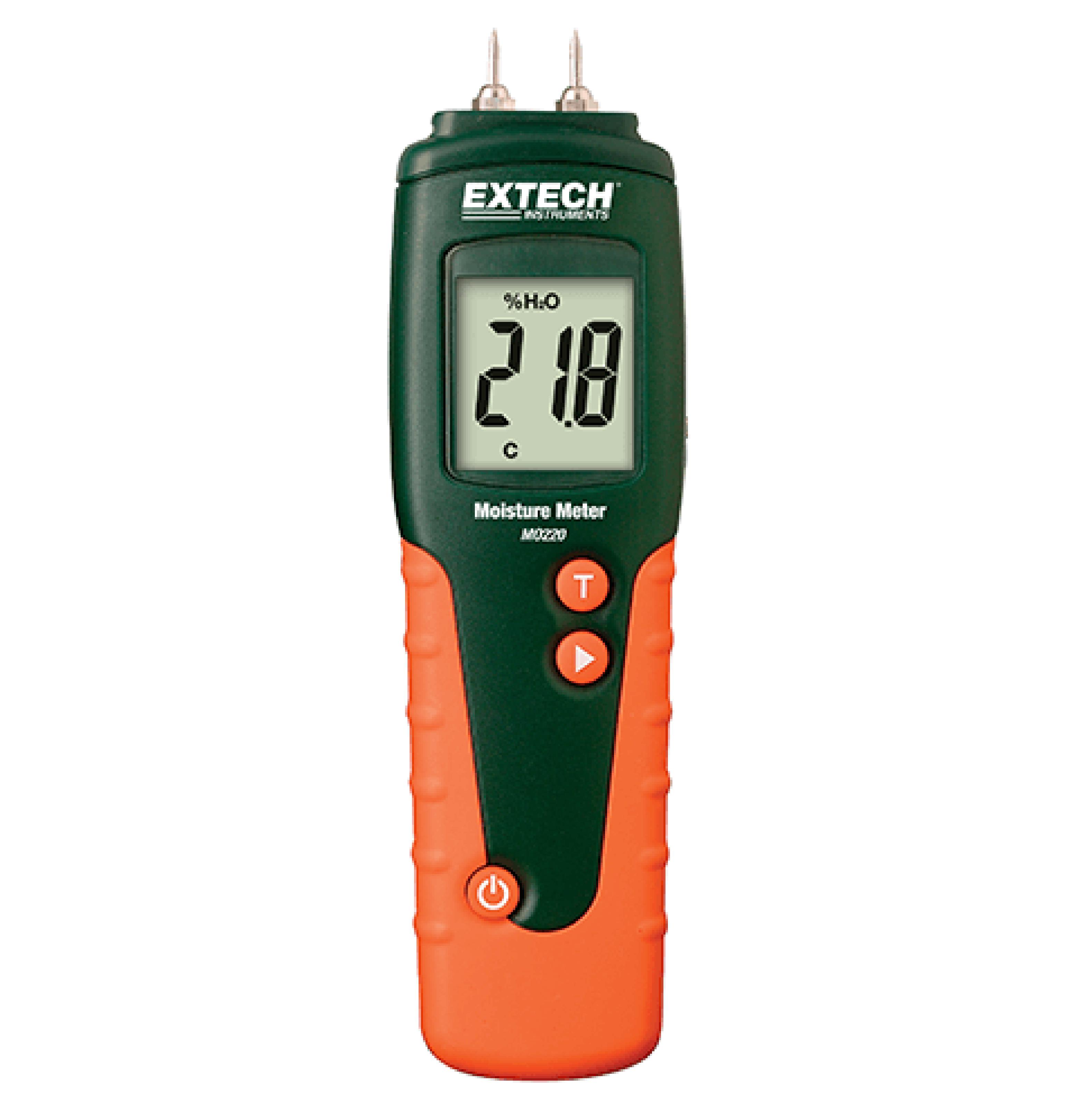 EXTECH MO220 - Wood Moisture Meter
