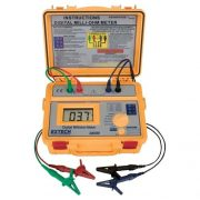 EXTECH 380580 - Battery Powered Milliohm Meter