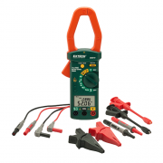 EXTECH 380976-K - Single Phase/Three Phase 1000A AC Power Clamp Meter Kit
