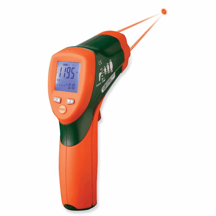 EXTECH 42512 - Dual Laser InfraRed Thermometer