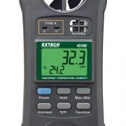 EXTECH 45160 - 3-in-1 Humidity; Temperature and Airflow meter