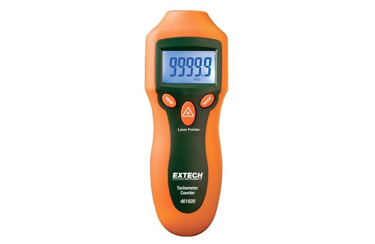 EXTECH 461920 - Mini Laser Photo Tachometer Counter
